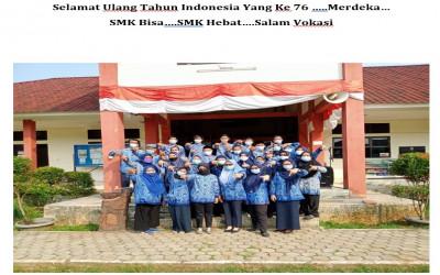 SELAMAT ULANG TAHUN INDONESIA YANG KE 76