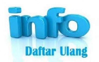 DAFTAR ULANG PESERTA DIDIK BARU SMK NEGERI 7 KOTA TANGERANG SELATAN TAHUN PELAJARAN 2021/2022