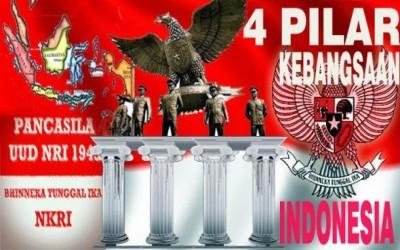 Sosialisasi 4 pilar