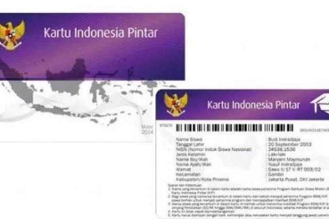 gambar KIP (kartu indonesia pintar)